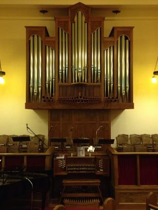 Zimmer Tracker Organ